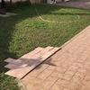 Pavimentazione giardino (aggiunta)