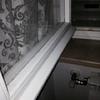 Sostituzione vetri di infissi in legno con vetrocamere
