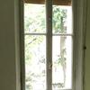 Restauro e doppi vetri vecchie finestre in legno, a parma