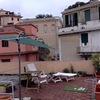 Struttura per gazebo su tetto/terrazzo a genova