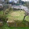 Ripristino muro di recinzione/contenimento giardino