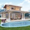 Costruire Villa Suddivisa In due Piani