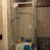 Sostituzione guarnizioni e re installazione anta fissa box doccia marca novellini