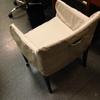 Cambio rivestimento di 6 sedie/poltroncine