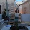 Cuscini per divani da esterno (struttura pallet)