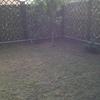 Sistemazione del giardino