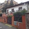 Ricostruzione muretto recinzione facciata villetta