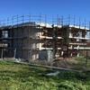 Intervento in casa in costruzione