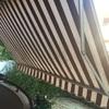 Sostituzione tenda giardino