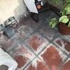 Pulzia approfondita pavimenti terrazzo esterno
