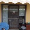 Porta finestra scorrevole in pvc o alluminio