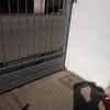 Cancello elettrico / serratura elettrica