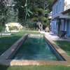 Posizionamento pvc in piscina in ca già esistente