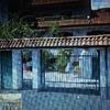 Ristrutturazione di tettoia cancello