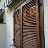 Verniciatura persiane + telaio / infisso finestra