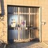 Verniciatura cancello in alluminio