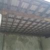 Smaltimento tettoia in eternit e rifacimento tettoia