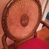 Rifacimento schienale sedia in paglia di vienna