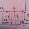 Nuova copertura balcone