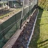 Riparazione recinzione e muretto in cemento
