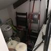 Chiusura abbaini con porta scorrevole + rifacimento balcone