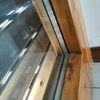 Installazione gattaiola portafinestra