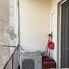 Armadio per balcone coperto su misura