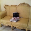Rifacimento tappezzeria divano