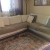 Rifoderare un divano angolare e dividere in due con  aggiunta braccioli