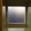 Modifica e installazione di finestrella pe bagno