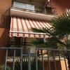 Tenda da solo per balcone in condominio