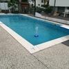 Cambio telo in pvc per piscina interrata