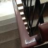 fornitura e posa di corrimano ringhiera scale in pvc rigido