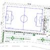Realizzazione impianto con campo di calcio e campo polivalente basket