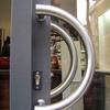 Sostituzione porta/vetrina del negozio