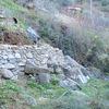 Costruzione di un muro portante della fascia principale