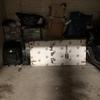 Pulizia garage