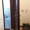 Sostituzione serratura porta ingresso