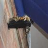 Riparazione/sostituzione telo da sole per balcone
