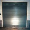 Montaggio motore per serranda garage in ferro