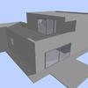 Cappotto, isolamento impermeabilizzazione copertura, villa nuova costruzione a occhiobello