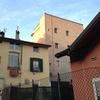 Bologna - canna fumaria esterna