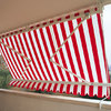 Cambio tenda parasole