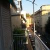 Fornitura e posa di nuova tettoia da installare su struttura esistente di due balconi